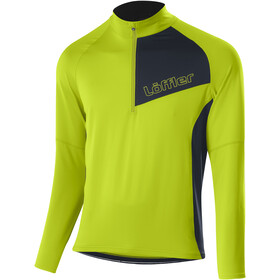 Löffler CF Smart LS Jersey Men, lime